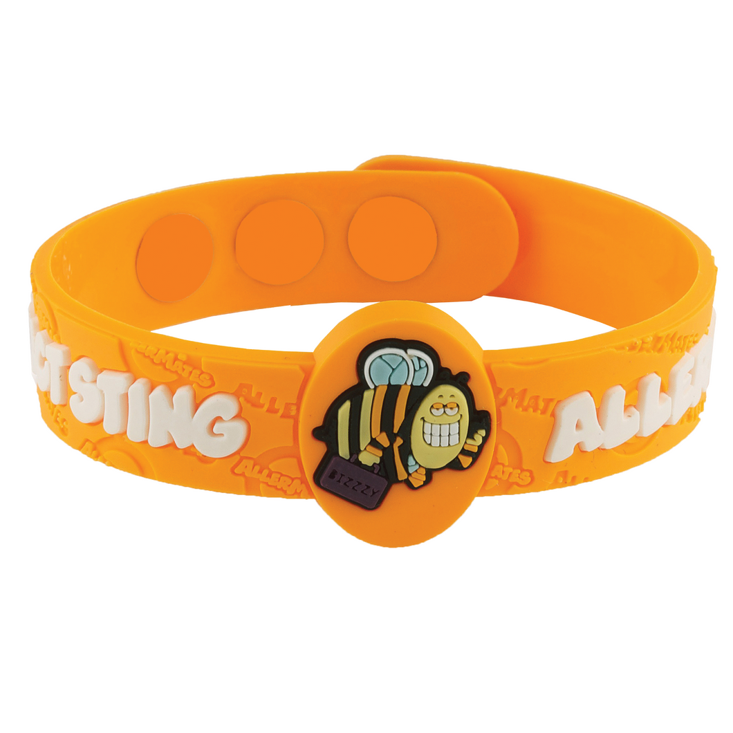 AllerMates Insect Sting/ Bee Allergy Bracelet