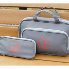 AllerMates Parker Extra Large Deluxe 2 in 1 Grey Case 1