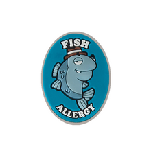AllerMates Fish Allergy Charm