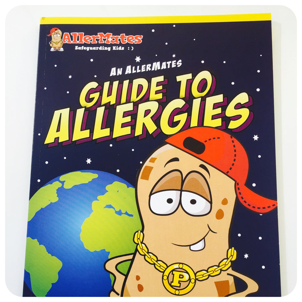 AllerMates An AllerMates Guide to Allergies Book