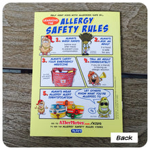 Meet The AllerMates Fun Pack - comes with Mini Activity Booklet, Stickers and Crayons!