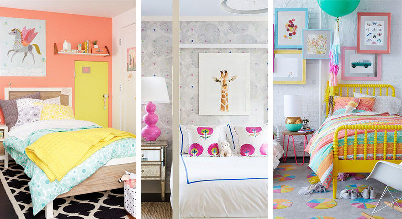 11 Fun, Girly Bedroom Ideas To Spoil Your Daughter – PASX UK