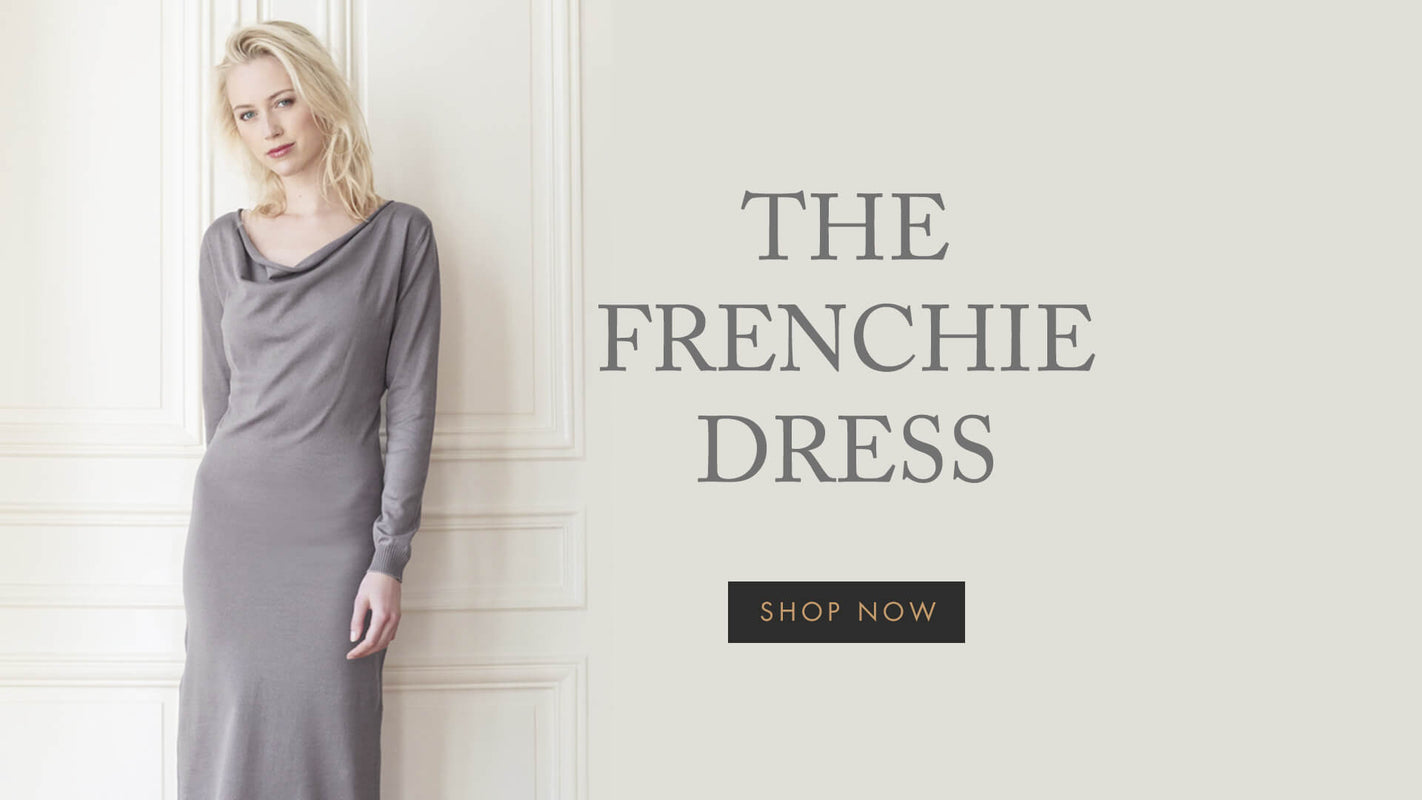 The Frenchie Dress by Tara Paris