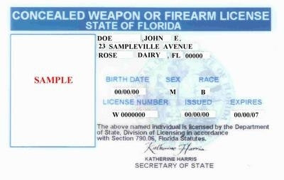 Concealed Carry Class for Florida Permit