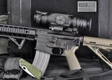Armasight Zeus 640 3-24x75 (60 Hz) Thermal Imaging Weapon Sight, FLIR Tau 2 - 640x512 (17μm) 60Hz Core, 75mm Lens