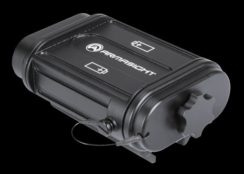 Armasight Extended Battery Pack Extended Battery Pack with Rechargeable Batteries for all Armasight High Performance Digital and Thermal