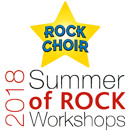 Rock Choir Summer Workshops