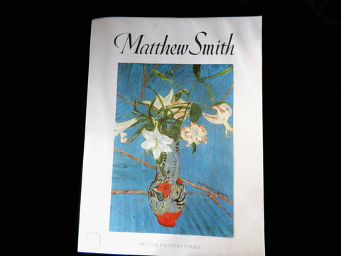 Matthew Smith, Express Art Book, 16 colour prints, British Painters - Taingtiques - 1