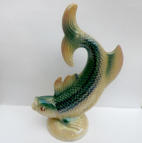Dutch fish figurine, Jema Aquatic collection model 385, hand painted - Taingtiques - 1