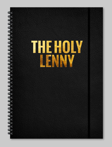 The Holy Lenny Notebook
