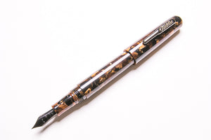 Conklin, All American Fountain Pen, Brownstone, Posted