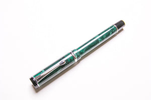 Conklin, Duragraph Fountain Pen, Forest Green, Capped