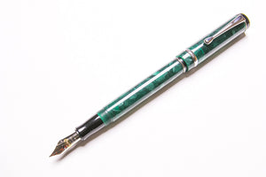 Conklin, Duragraph Fountain Pen, Forest Green, Posted