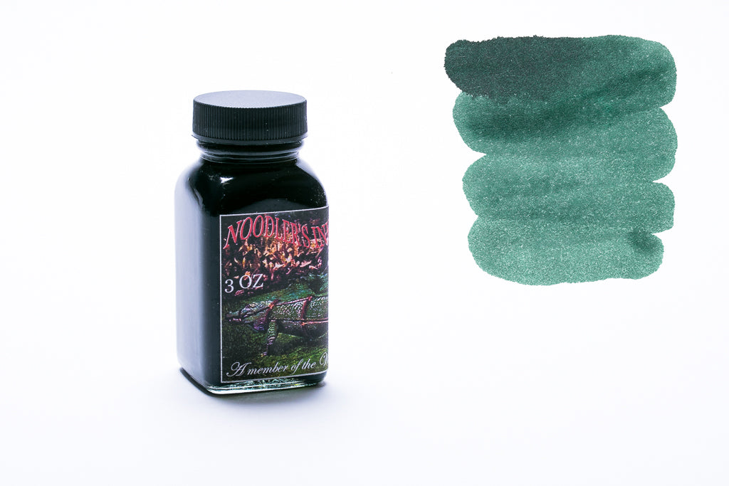 Noodler's Ink Bad Green Gator Fountain Pen Ink