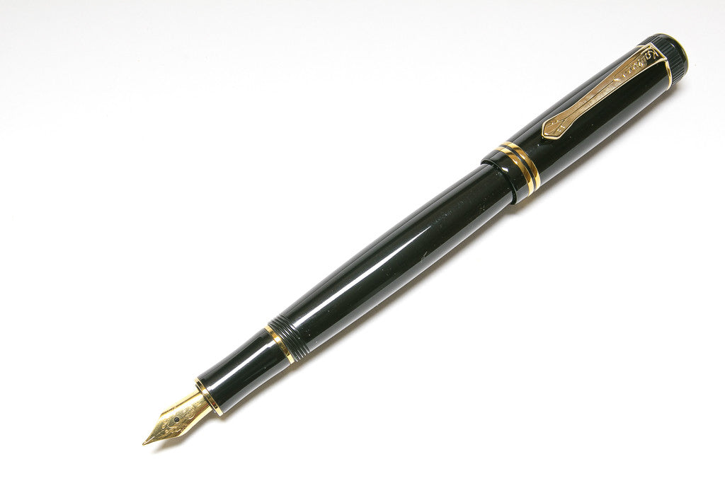 Kaweco DIA2 Black With Gold Trim, Posted