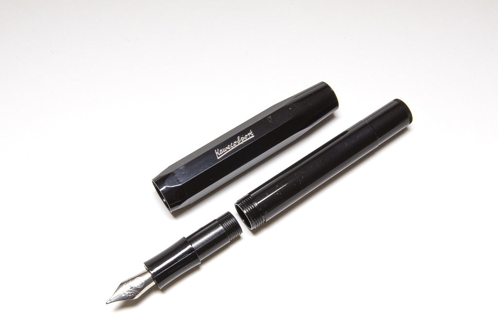 Kaweco Skyline Sport in Black, Parts