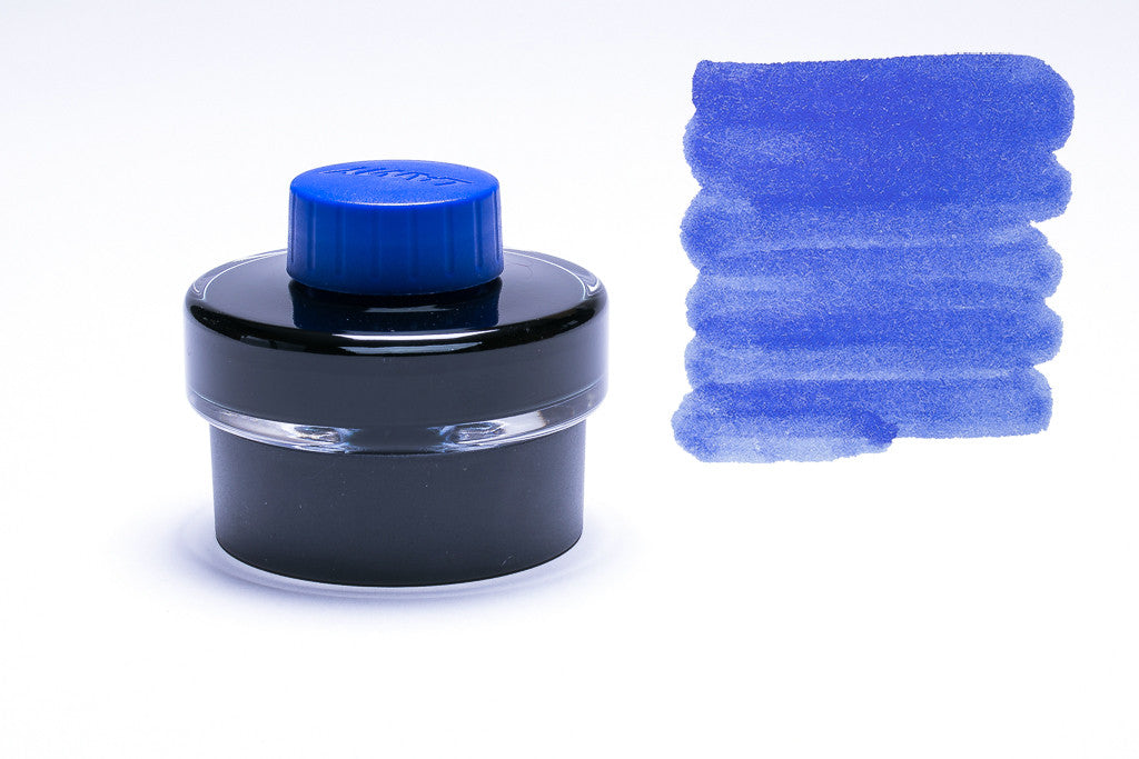 Lamy Fountain Pen Ink, Blue