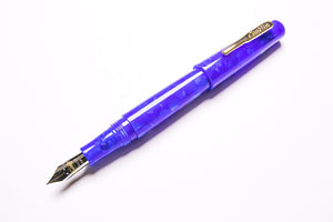Conklin, All American Fountain Pen, Lapis Blue, Posted