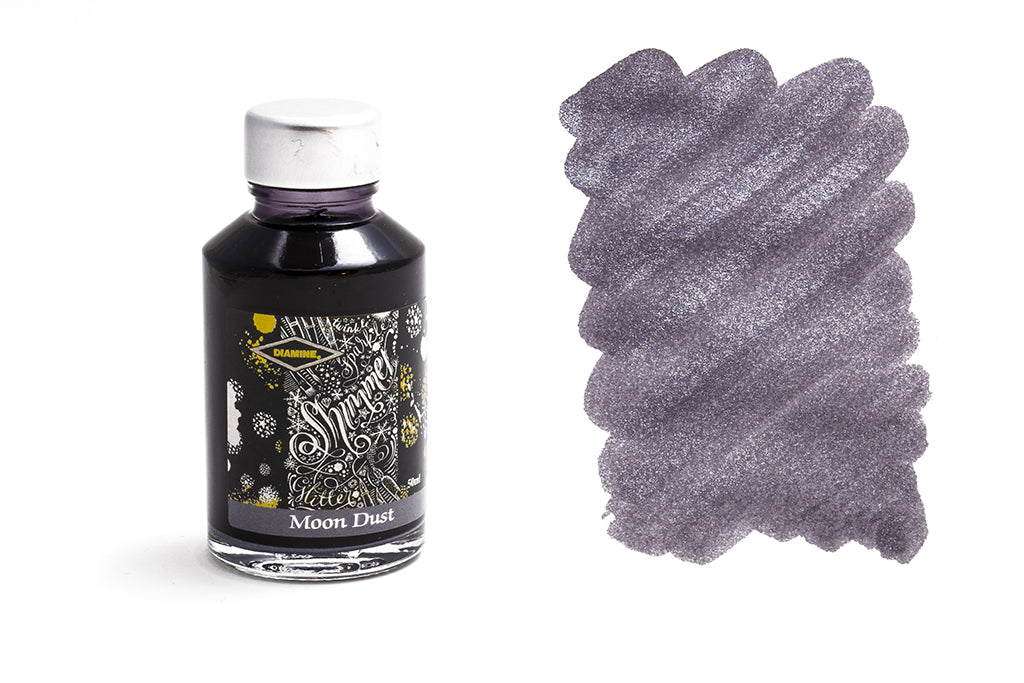 Diamine, Shimmer, Moon Dust, 50ml