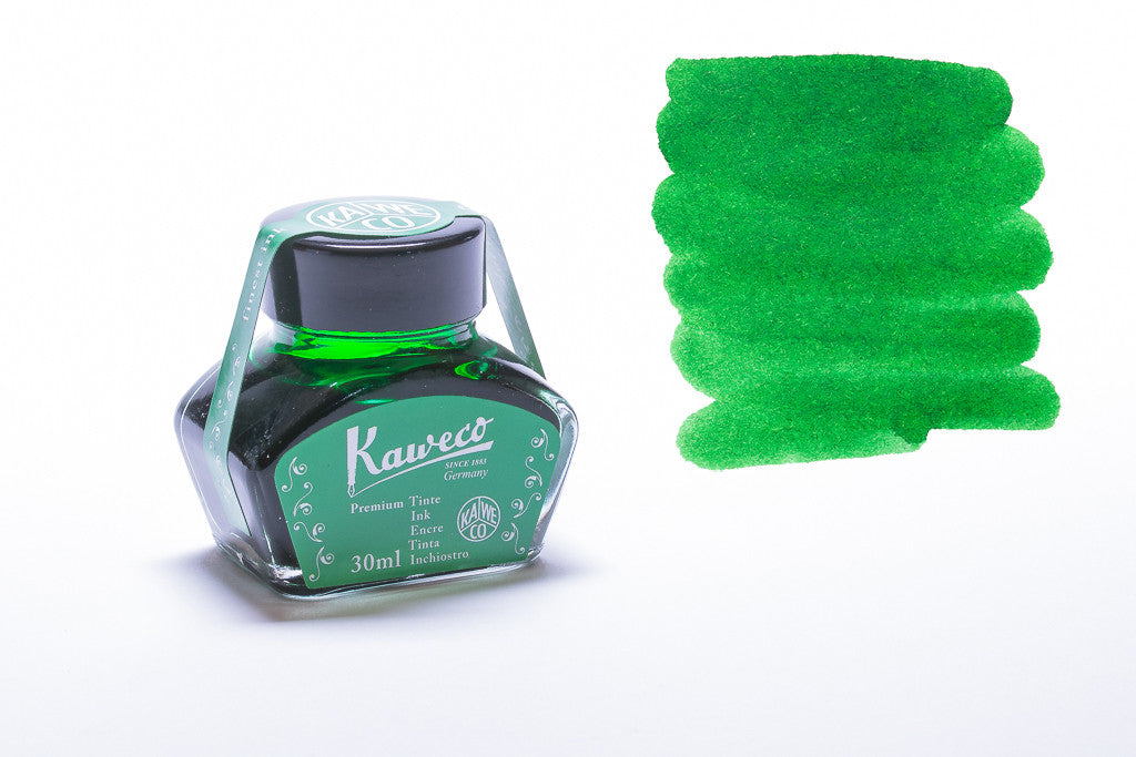 Kaweco, Palm Green Bottled Ink, 30ml