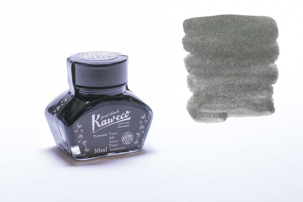 Kaweco, Pearl Black Bottled Ink, 30ml