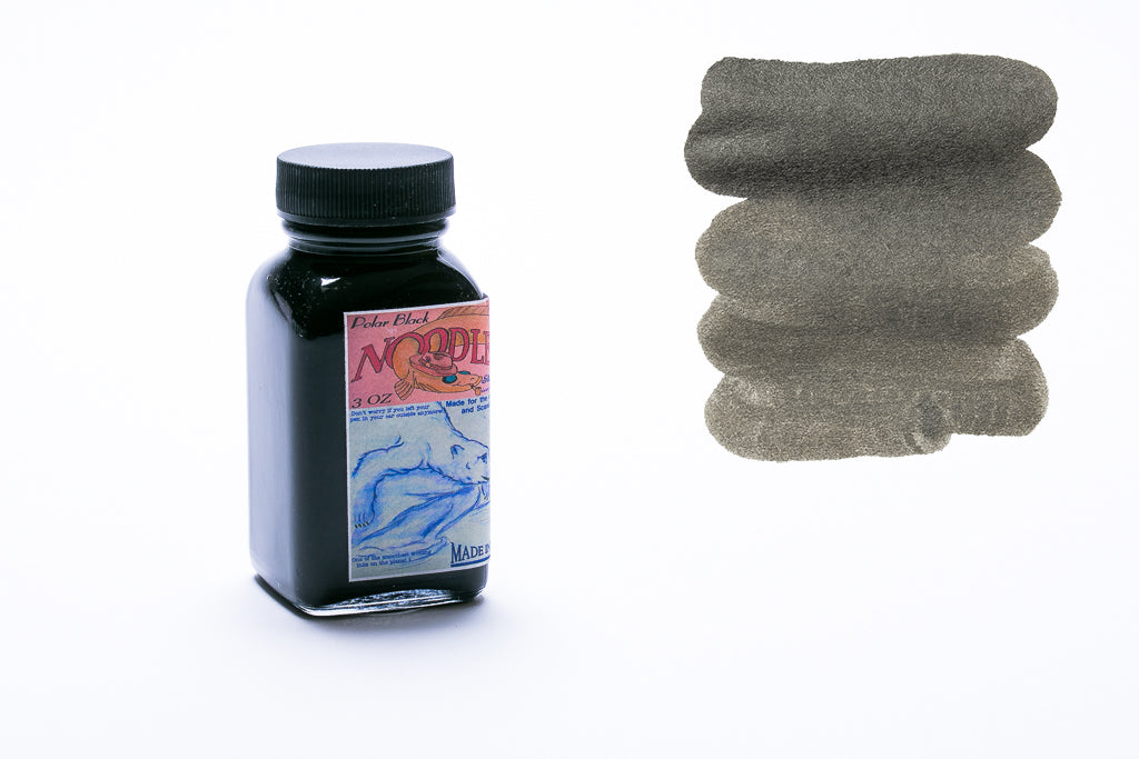 Noodler's Ink Polar Black Fountain Pen Ink