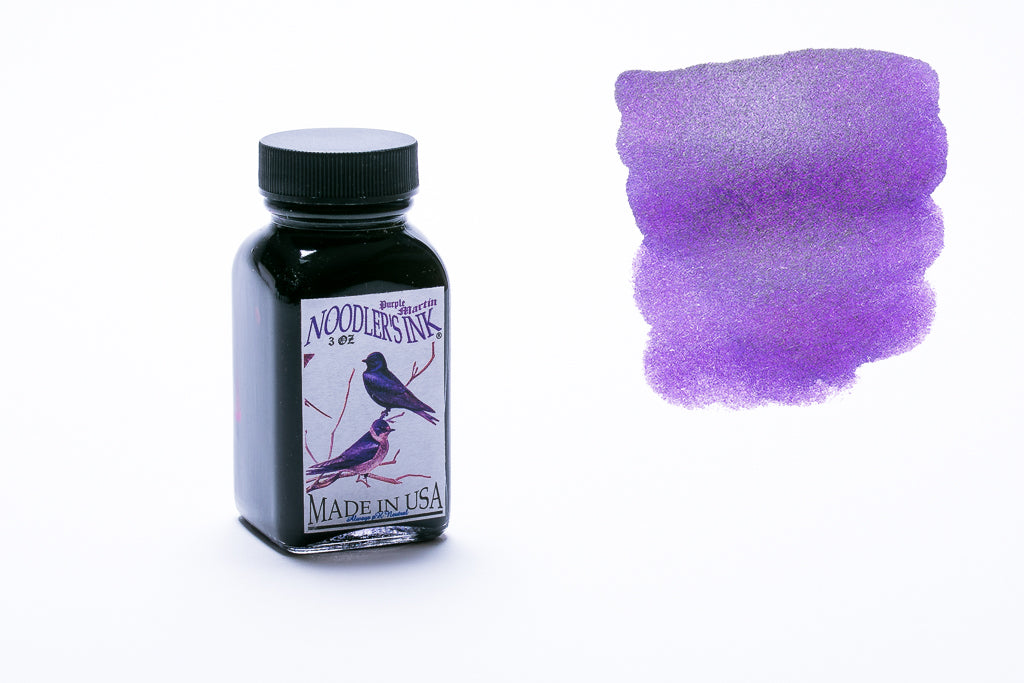 Noodler's Ink Purple Martin Fountain Pen Ink
