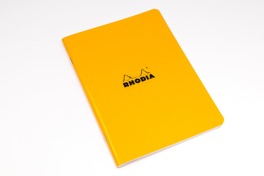 Rhodia, Medium Notebook, A5, 48 Sheets, Lined.
