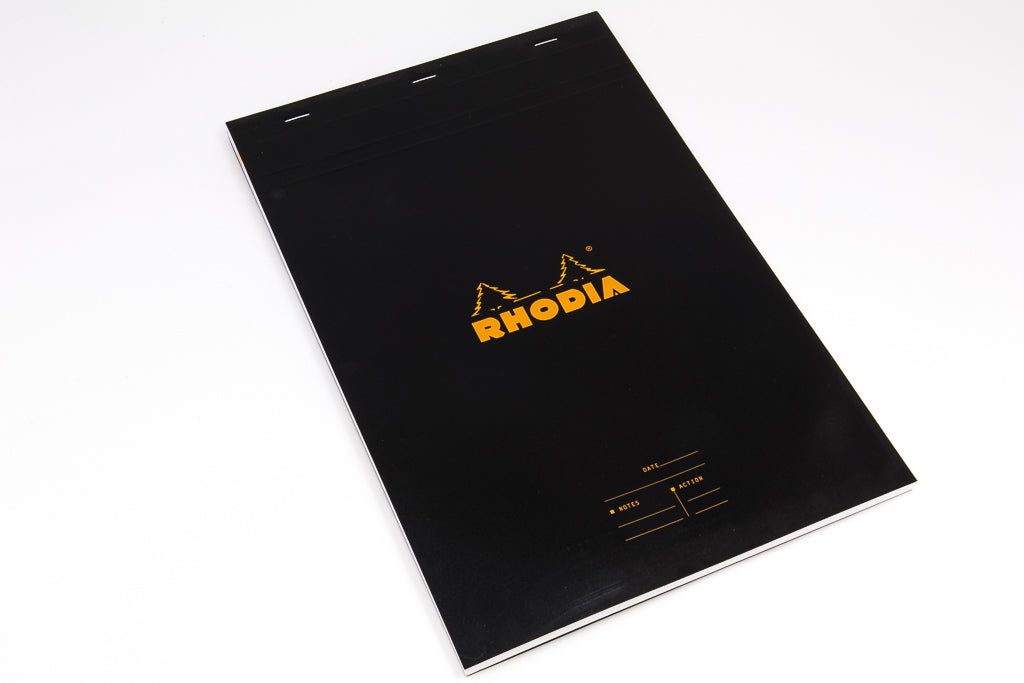 Rhodia, Meeting Notebook, A4, 80 Sheets, Lined.
