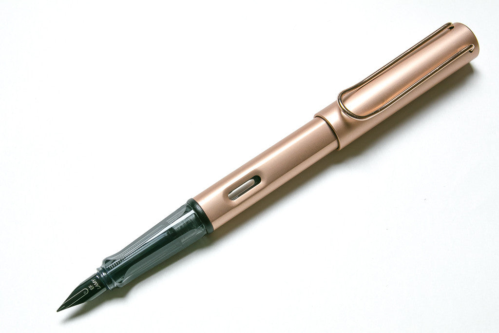 Lamy, Lx, Rosegold Fountain Pen