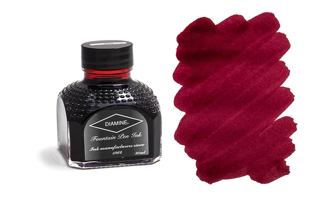 Diamine, Ruby, 80ml