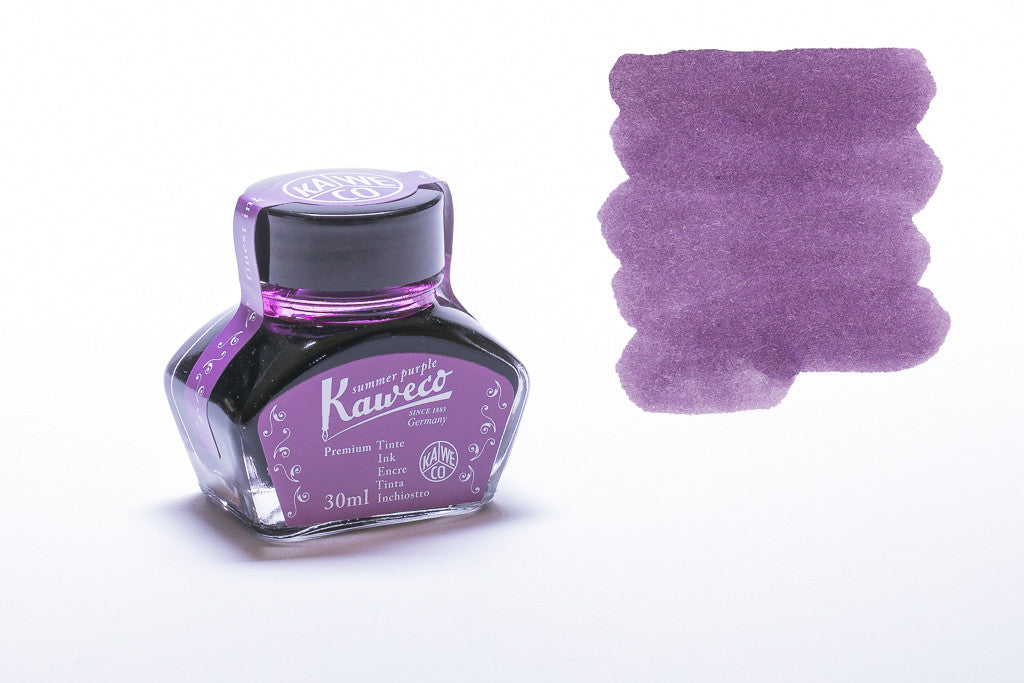Kaweco, Summer Purple Bottled Ink, 30ml