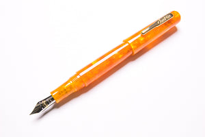 Conklin, All American Fountain Pen, Sunburst Orange, Posted