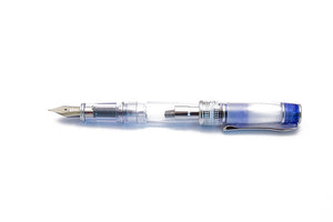 Pilot, Prera, Transparent Blue Posted