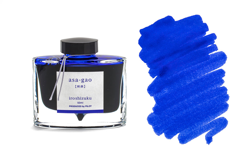 Pilot, Iroshizuku, Asa-gao, Morning Glory, 50ml