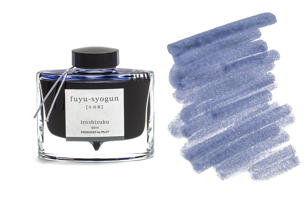 Pilot, Iroshizuku, Fuyu-syogun, Old Man Winter, 50ml