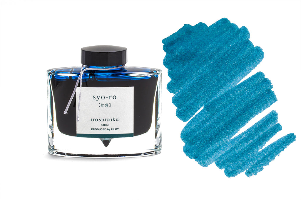 Pilot, Iroshizuku, Syo-ro, Dew on Pine Tree, 50ml