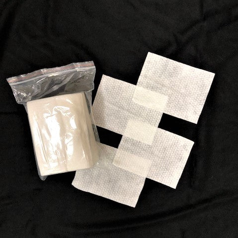 Face Mask Disposable Filter Pads Pack of 100