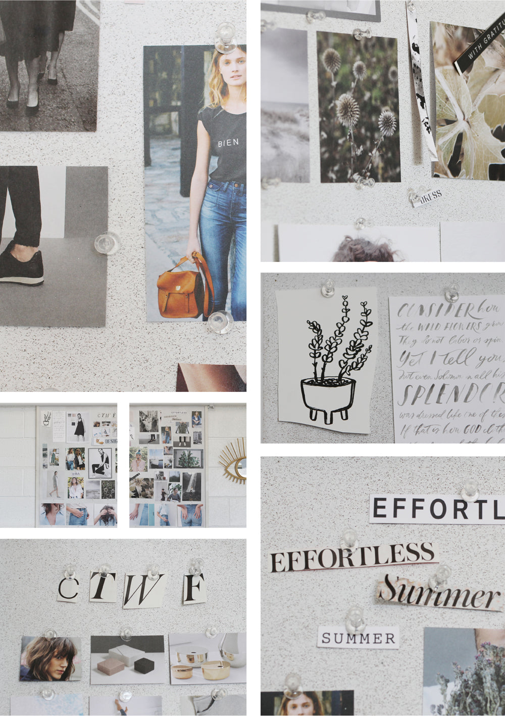 Consider This - How to Make a Moodboard