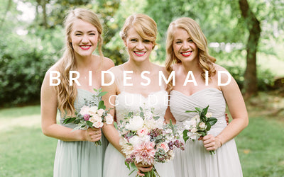 Bridesmaid Guide