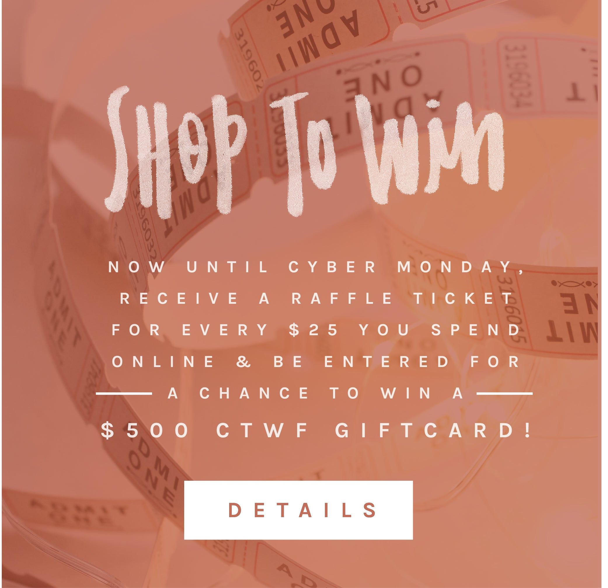 Shop to win!