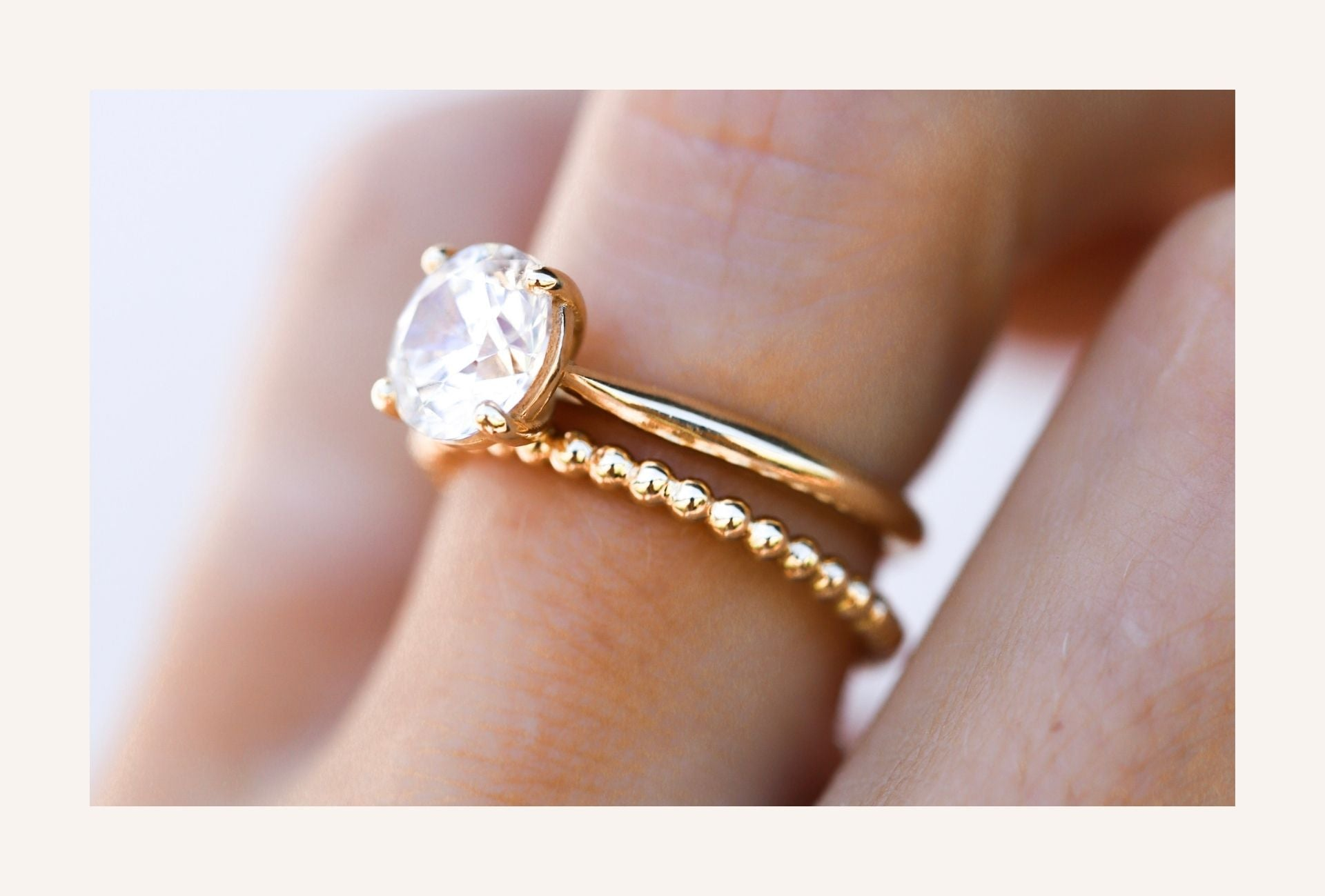 wedding bands on a budget
