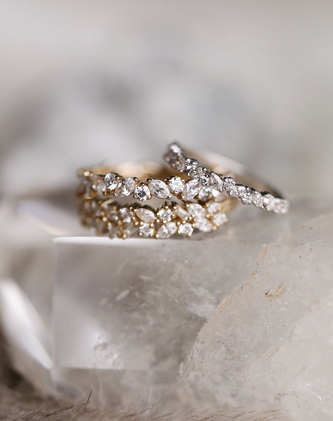 Marquise Cluster (Ready-to-Ship)