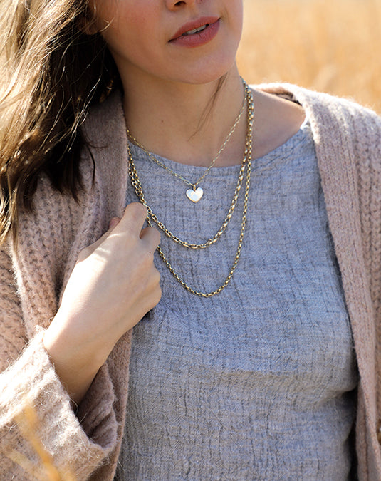 Gather Chain Necklace