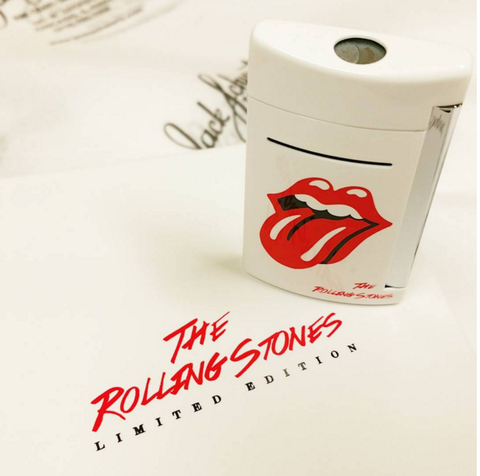 2015 Dupont Rolling Stones miniJet Lighters