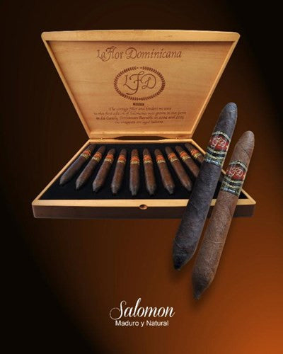 La Flor Dominicana Salomon Unico