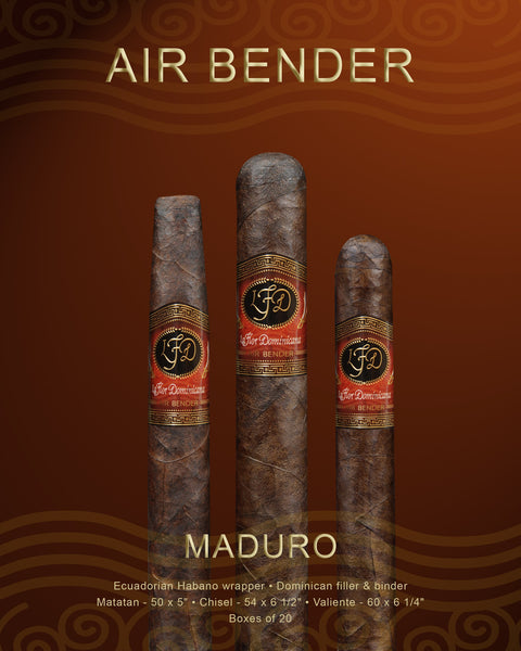La Flor Dominicana Air Bender Maduro