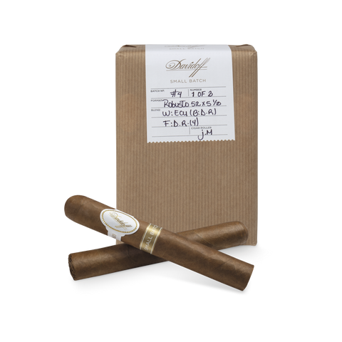 2019 Davidoff Small Batch