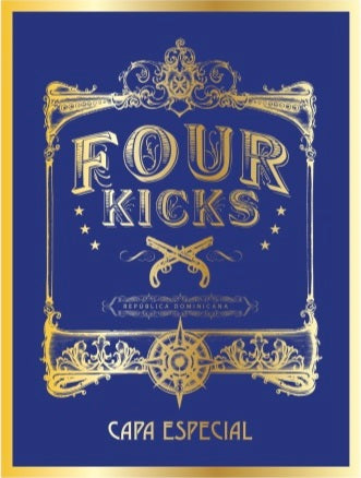 Four Kicks Capa Especial