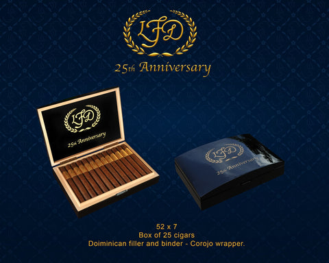 2019 La Flor Dominicana 25th Anniversary